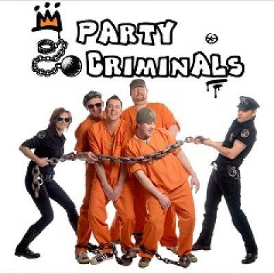 Party Criminals-boeken