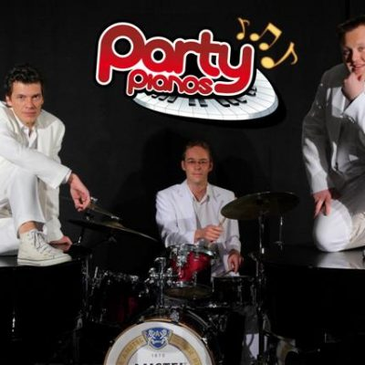 Party Pianos-boeken