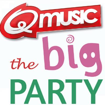 Q-music The BIG Party-boeken