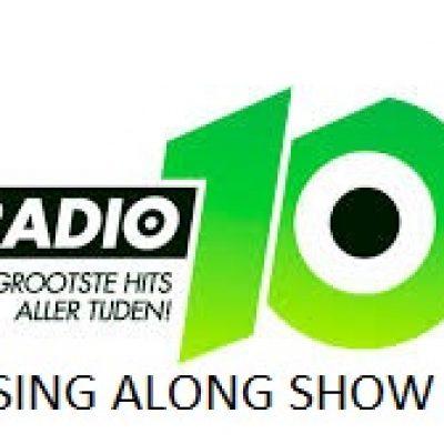 Radio 10 Sing Along Show-boeken