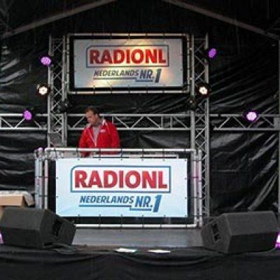 Radio NL Drive-In Show-boeken