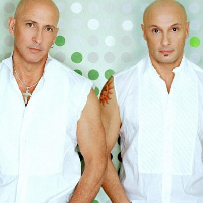 Right Said Fred-boeken