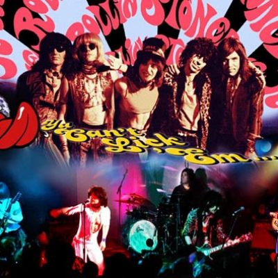 Rollin' Stoned (Rolling Stones Tributeband)-boeken
