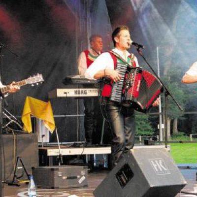 Schürzenjäger Tribute Band-boeken
