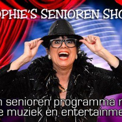Sophie's Seniorenshow-boeken
