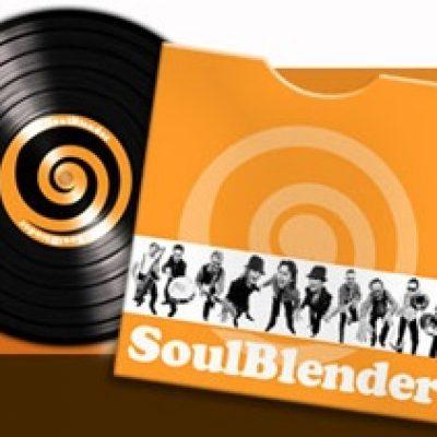 Soulblender-boeken