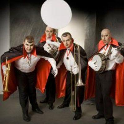 Swinging Dixieband Dracula-boeken