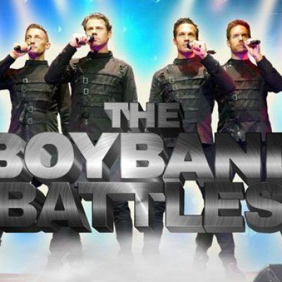 The Boyband Battles-boeken