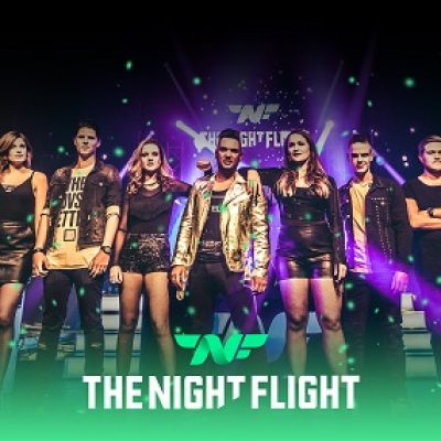 The Night Flight-boeken