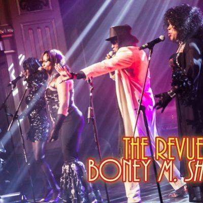 The ReVue Boney M Show-boeken