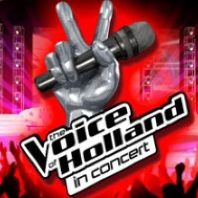 The Voice Of Holland Band-boeken