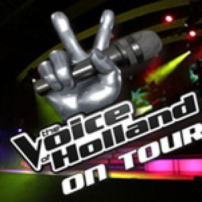 The Voice Of Holland On Tour-boeken