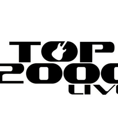 Top 2000 Live Band-boeken