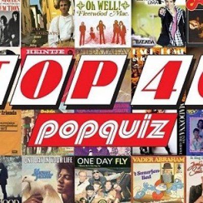 Top 40 Popquiz-boeken