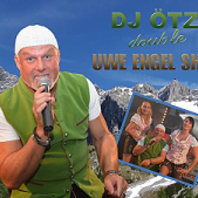 Uwe Engel (DJ Otzi Double)-boeken