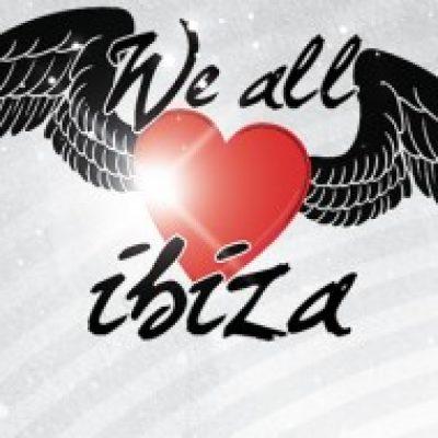 We All Love Ibiza-boeken