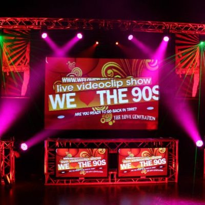 We Love The 90s-boeken