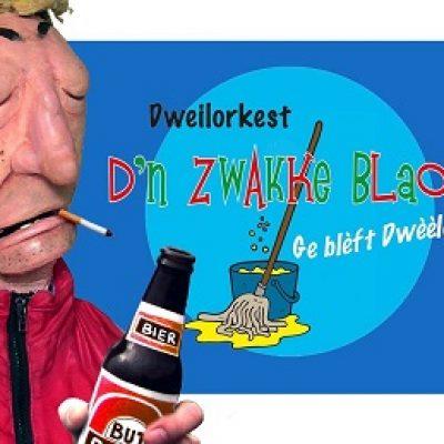 Zwakke Blaos & Ferry v/d Zaande-boeken